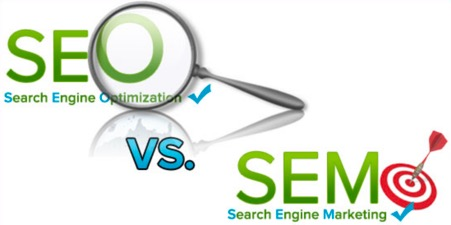 Image of SEM vs SEO expert
