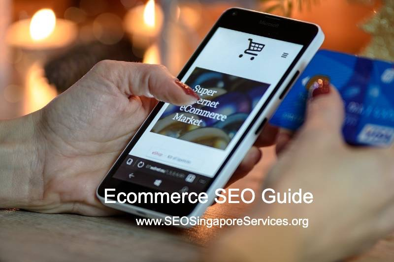 SEO Guide for eCommerce store owners