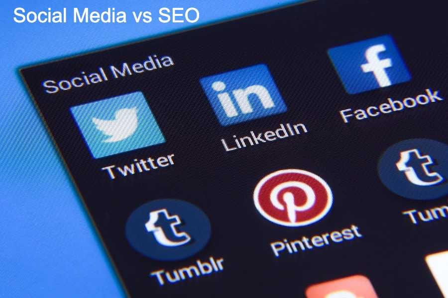 Social Media vs SEO marketing - which is more effective